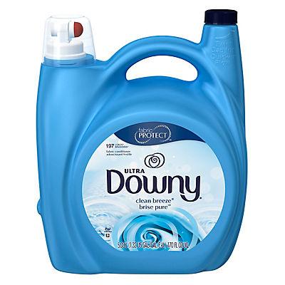 Ultra Downy Clean Breeze Liquid Fabric Conditioner, 170 fl. oz.