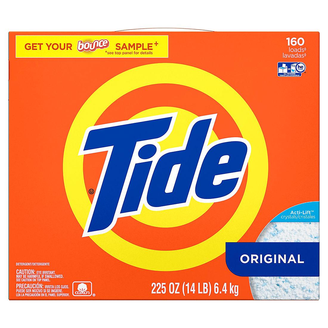 picture about Dr Oz 7 Minute Workout Printable named Tide Laundry Detergent Powder, Unique, 160 Plenty, 225 oz.