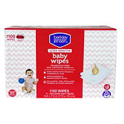 Berkley Jensen Ultra Sensitive Baby Wipes, 11 pk./100 ct.