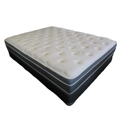 Therapedic Perfection Queen Size Mattress Set