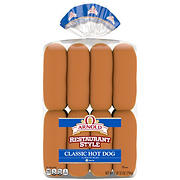 Arnold Restaurant-Style Hot Dog Rolls, 16 ct.