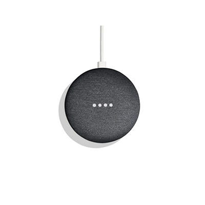 Google Home Mini Speaker with Google Assistant - Charcoal