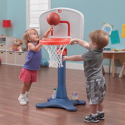 Step2 Shootin' Hoops Jr. Basketball Set