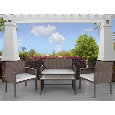 Sea Point Hadwin 4-Pc. Seating Set