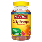 Nature Made Daily Energy Gummies, 210 ct.