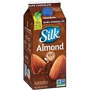 Silk Dark Chocolate Almondmilk, 1/2 gal.
