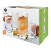 Libbey Province 16-Pc. Glass Set
