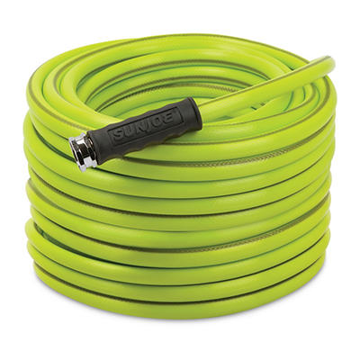 Sun Joe 100' Heavy Duty Garden Hose
