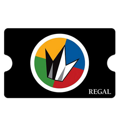 Regal Entertainment Group Premiere Movie Ticket, 2 pk. with $10 Gift C