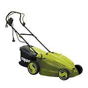 "Sun Joe 16"" 12A Electric Lawn Mower"