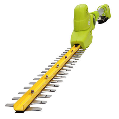 "Sun Joe 18"" 38A Pole Hedge Trimmer"