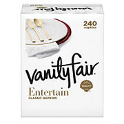 Vanity Fair 3-Ply Impressions Napkins, 240 ct.