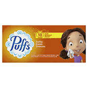 Puffs Basic Facial Tissues, 1,800 sheets