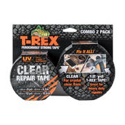 T-REX Clear Repair Tape, 2 pk.