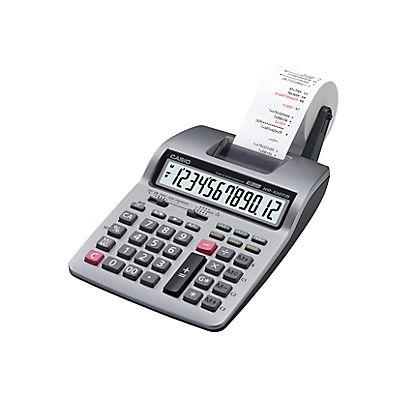 Casio HR-100TM Compact Desktop Printing Calculator
