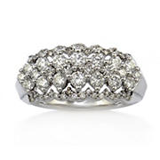 1.00 ct. t.w. Diamond Ring in 14k White Gold