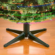 National Tree Company Revolving Tree Stand