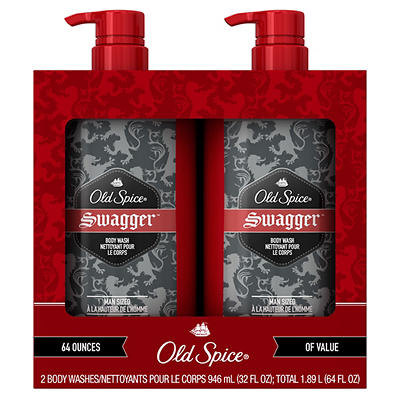 Old Spice Swagger Body Wash, 2 ct./32 oz.
