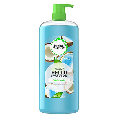 Herbal Essences Hello Hydration Moisturizing Conditioner, 40 oz.