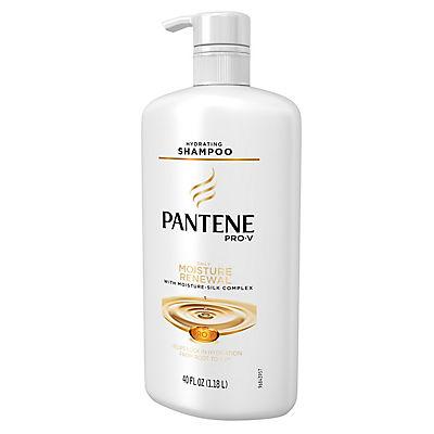 Pantene Pro-V Daily Moisture Renewal Shampoo, 40 oz.