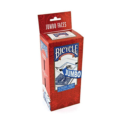 Bicycle Jumbo Playing Cards, 12 pk.