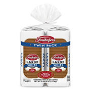 Freihofer's Large White Bread, 2 pk./20 oz.