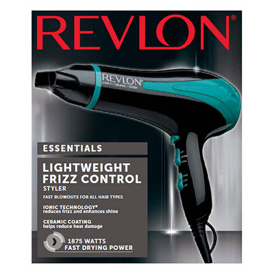 Revlon 1,875W Ionic Hair Dryer - BJs WholeSale Club