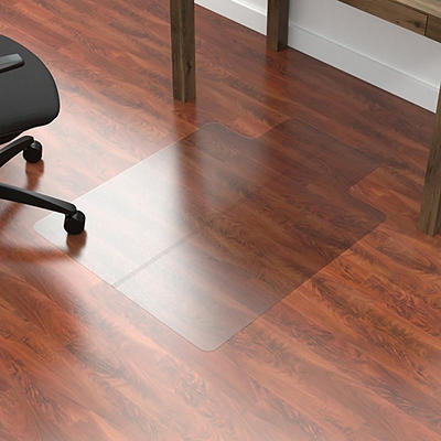 "Dimex Hard Floor Roll-N-Go 36"" x 48"" Chair Mat"