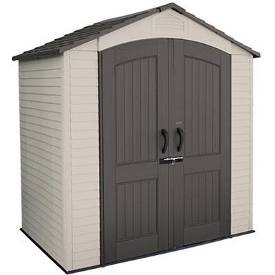 Lifetime 7' x 4.5' Outdoor Storage Shed