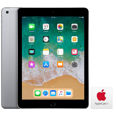 "Apple iPad 9.7"", 32GB - Space Gray with AppleCare+"