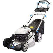 """Pulsar 22"""" Deck Size Electric-Start Gas Self-Propelled Lawn Mower"""