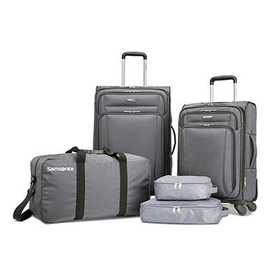 Samsonite 5-Pc. Spinner Luggage Set - Mineral Gray
