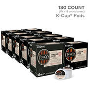 Tully's Coffee Hawaiian Blend Medium Roast Coffee Keurig Single-Serve K-Cup Pods, 10 pk./18 ct.