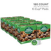 Green Mountain Coffee Hazelnut K-Cup Pods, 180 ct.
