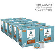 Caribou Coffee Caribou Blend K-Cup Pods, 180 ct.