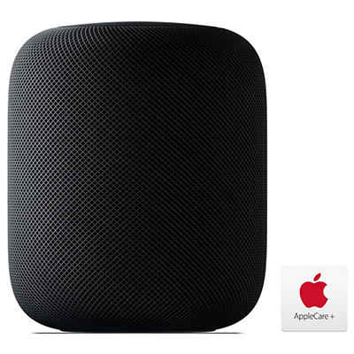 Apple HomePod - Space Gray with AppleCare+
