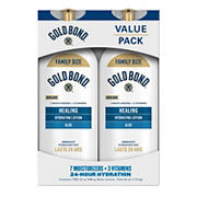 Gold Bond Ultimate Healing Skin Therapy Lotion with Aloe, 2 ct.