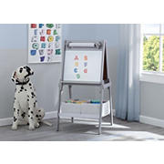 Delta Children MySize Double-Sided Easel - Gray