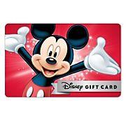 $100 Disney Gift Card