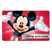 $50 Disney Gift Card