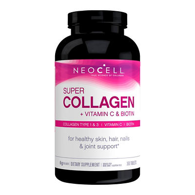 NeoCell Super Collagen +C with Biotin, 360 ct.