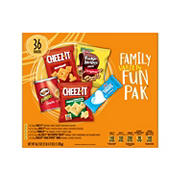 Kelloggs Family Variety Fun Pak, 36 ct.