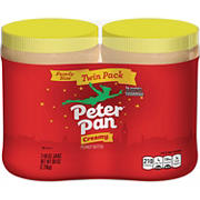 Peter Pan Creamy Peanut Butter, 2 pk./40 oz.