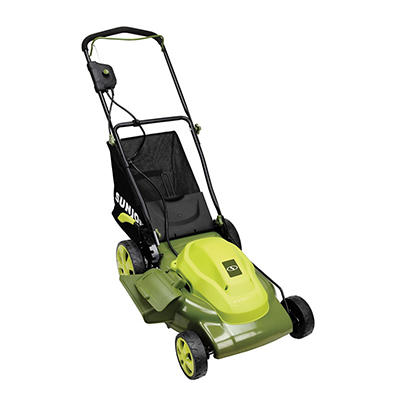 "Sun Joe 120V 20"" Electric Lawn Mower - Green"