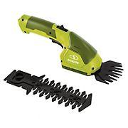 Sun Joe 7.2V Grass Shear/Hedge Trimmer Combination - Green