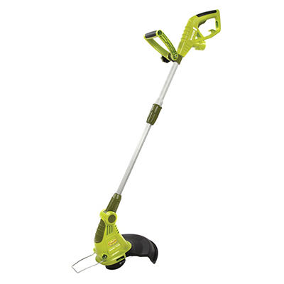 "Sun Joe 120V 13"" Electric Trimmer and Edger - Green"