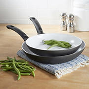 Ballarini Grosseto Ceramic Nonstick 2-Pc. Fry Pan Set