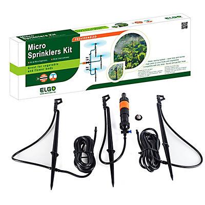 Riverstone Genesis 20' Sprinkler Watering System - Black
