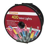 Sylvania Multicolor Mini Light Set, 400 ct.