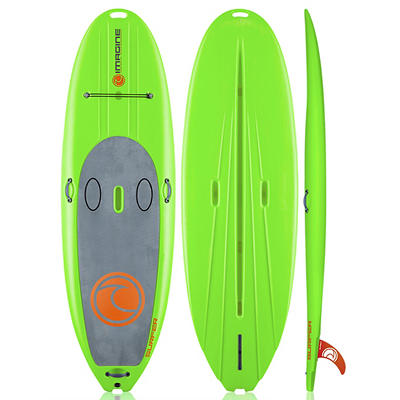 "Imagine Paddle Surf 9'9"" Surfer Stand-Up Paddleboard - Green"